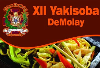 05.Dez – XII Yakisoba Demolay
